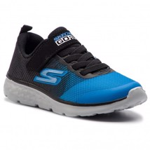 Skechers - Kroto Black/Royal