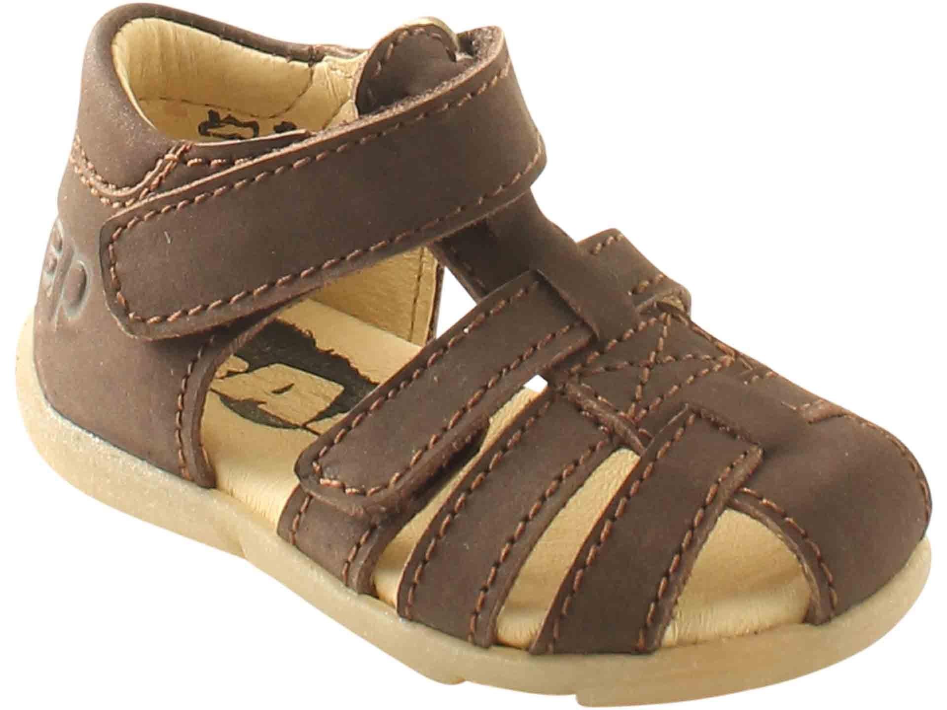 Arauto RAP Sandal Nob. Dark Brown