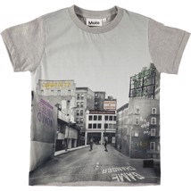 Molo T-shirt Raymont City Text