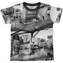 Molo T-Shirt Ragnij City Text