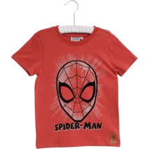 Wheat - T-shirt Spiderman Face