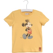 Wheat - T-shirt Disney Mickey Retro