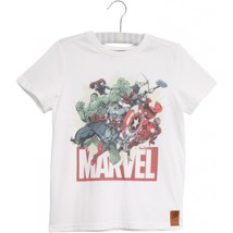 Wheat - T-shirt Avengers