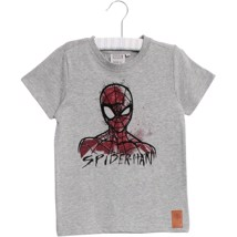 Wheat - T-shirt Spiderman