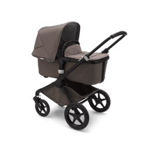 Bugaboo Fox2 Mineral Collection Taupe Sort Stel- Forudbestilling 20. juli 2020