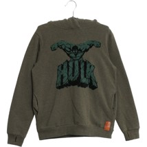 Wheat - Sweatshirt Hulk