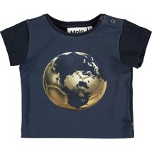 Molo - T-shirt Eddie Football Globe