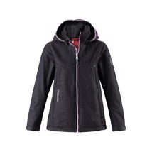 Reima Softshell Cornise Dark Grey
