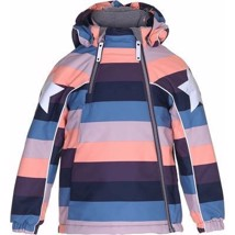 Molo - Vinterjakke Hopla Girly Rainbow