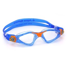 Aqua Sphere KAYENNE JUNIOR blue/orange transparent