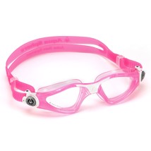 Aqua Sphere KAYENNE JUNIOR pink/white transparent