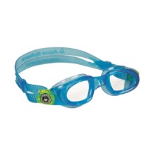 Aqua Sphere MOBY KID turquoise/light green transparent