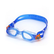 Aqua Sphere MOBY KID blue/orange transparent