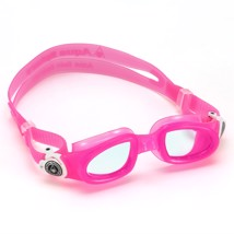 Aqua Sphere MOBY KID pink/white transparent