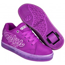 Heelys Rullesko - Grape/silver - 1 hjul