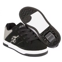 Heelys Rullesko - Black/Grey - 1 hjul