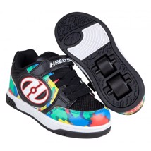 Heelys Rullesko - Black/Multi/paint - 2 hjul