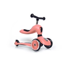 Scoot and Ride Highwaykick 1 Peach