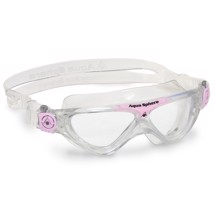 Aqua Sphere VISTA JUNIOR transparent/light pink
