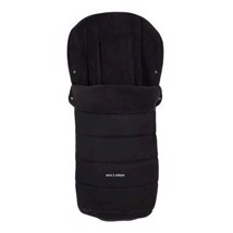 Maclaren - Footmuff Black