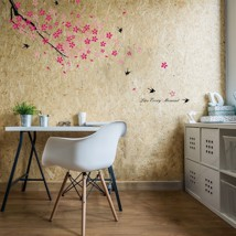 Walplus Wall Sticker Decal Flying Swallow