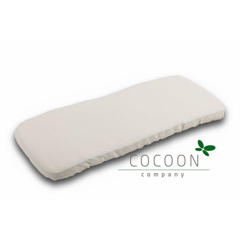 Smart Økologisk lagen 31 x 75 cm - Cocoon KP41