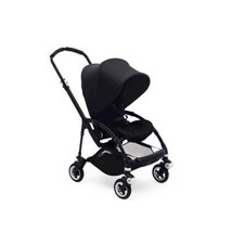 Bugaboo - Bee3 Alu/dark khaki top/dark khaki sæde