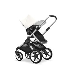 Bugaboo FOX Alu/FW/Sort/sort