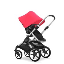 Bugaboo FOX Alu/NR/Sort/sort