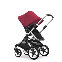 Bugaboo FOX Alu/RR/Sort/sort