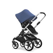 Bugaboo FOX Alu/SB/Sort/sort