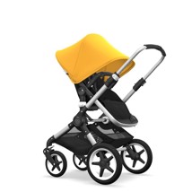 Bugaboo FOX Alu/SY/Sort/sort