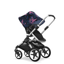 Bugaboo FOX Alu/XX/Sort/sort