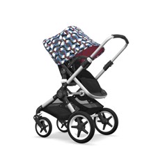 Bugaboo FOX Alu/VW/Sort/sort