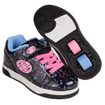 Heelys Rullesko - Black Hologram/Pink/Purple - 2 hjul