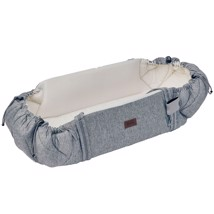 Najell - Babynest SleepCarrier Volume 2 - Morning Grey