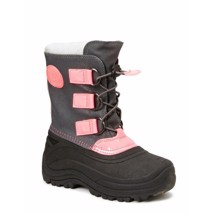 Rugged Gear - Støvler Ottawa Grey/Pink