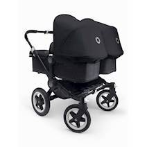 Bugaboo Donkey Twin All Black