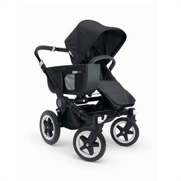 Bugaboo Donkey Mono All Black
